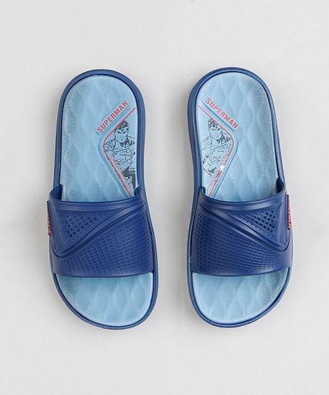 Chinelo-Slide-Infantil-Grendene-Super-Homem-Liga-da-Justica-Azul-Marinho-9422468-Azul_Marinho_1