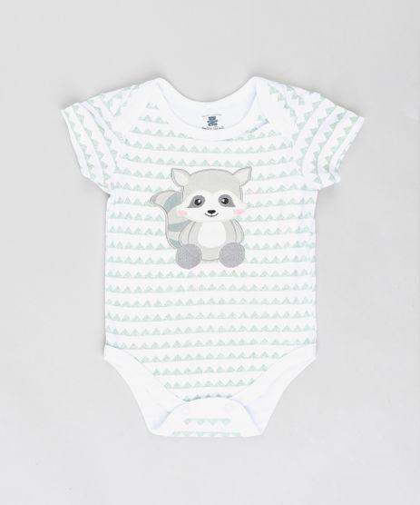 Body-Infantil-Guaxinim-Estampado-Geometrico-Manga-Curta-Gola-Careca-Branco-9110056-Branco_1
