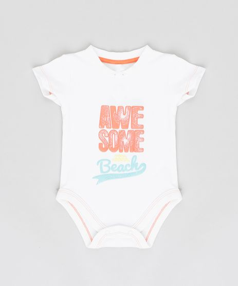 Body-Infantil--Awesome-Beach--Manga-Curta-Gola-Careca-Off-White-9125708-Off_White_1
