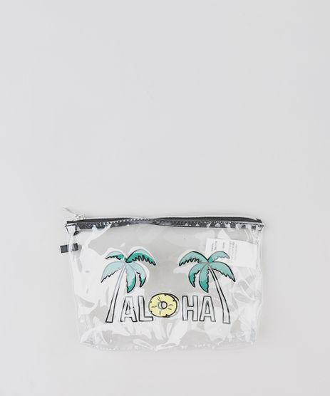 Necessaire-Feminina--Aloha--Preta-9343061-Preto_1