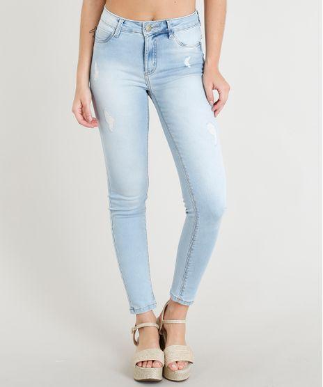 Calca-Jeans-Feminina-Cigarrete-Sawary-Azul-Claro-9322481-Azul_Claro_1