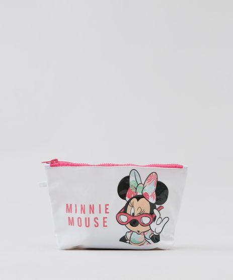 Necessaire-Feminina-Minnie-Mouse-Branca-9343058-Branco_1