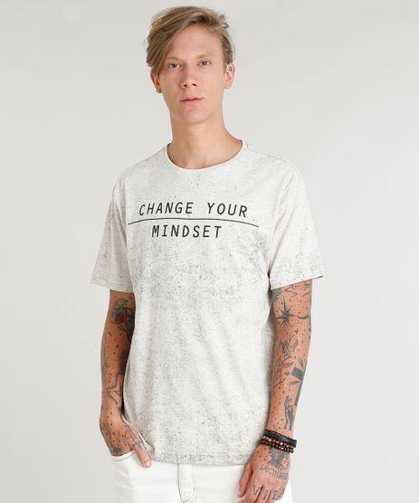 Camiseta-Masculina--Change-Your-Mindset--Manga-Curta-Gola-Careca-Bege-Claro-9350193-Bege_Claro_1