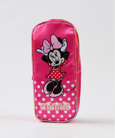 a485a2522 Estojo-Escolar-Infantil-Minnie-com-Divisorias-Pink-9235961- ...