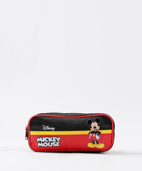 Estojo-Escolar-Infantil-Mickey-Mouse-com-Divisorias-Preto-9236013-Preto_1