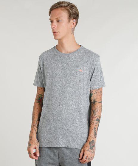 Camiseta-Masculina-Esportiva-Ace-Manga-Curta-Gola-Redonda-Cinza-Mescla-9383165-Cinza_Mescla_1