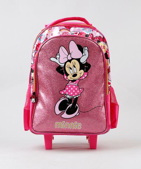 Mochila-Escolar-Infantil-com-Rodinhas-Minnie-Pink-9235959-Pink_1