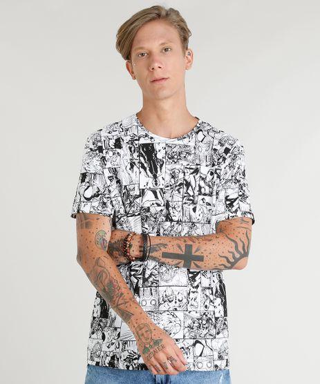 Camiseta-Masculina-Os-Vingadores-Estampada-Quadrinhos-Manga-Curta-Gola-Careca-Branca-9385114-Branco_1