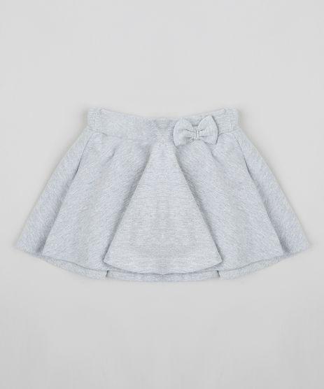 Short-Saia-Infantil-com-Laco-Cinza-Mescla-9392228-Cinza_Mescla_1