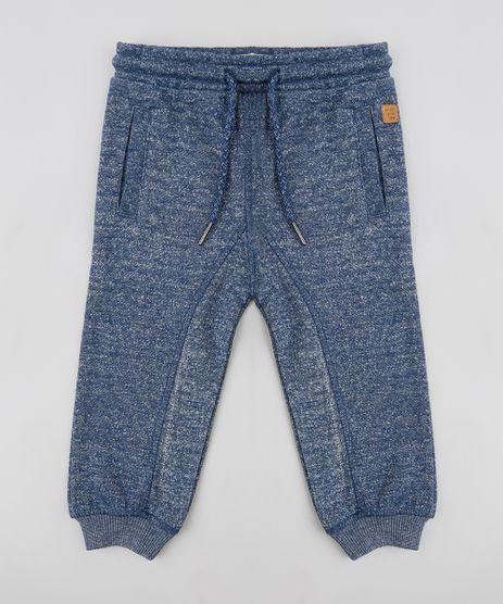 Calca-Infantil-Jogger-em-Moletom-Azul-Marinho-9198169-Azul_Marinho_1