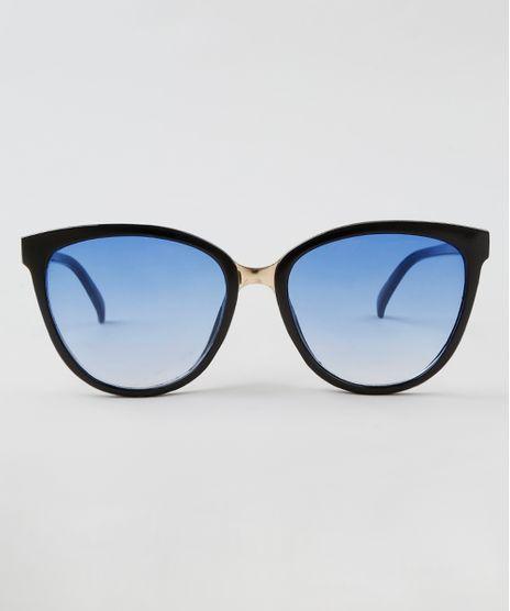 Oculos-de-Sol-Redondo-Feminino-Oneself-Preto-9464665-Preto_1