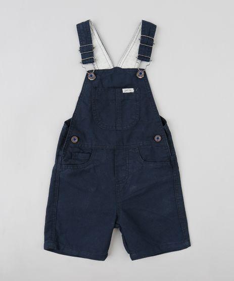 Jardineira-Infantil-com-Bolsos-Azul-Marinho-9320898-Azul_Marinho_1