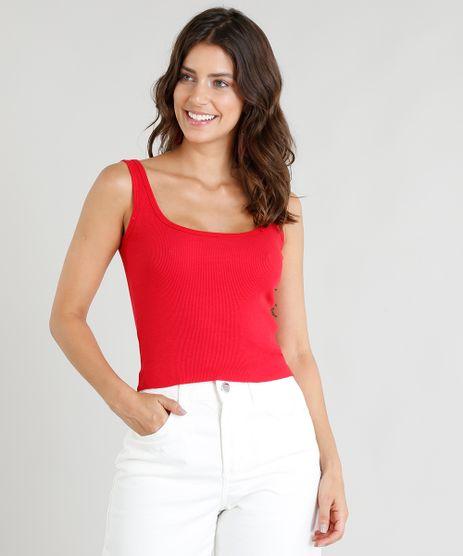 Regata-Cropped-Feminina-Basica-Canelada-Barra-a-Fio-Vermelha-9405152-Vermelho_1