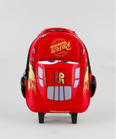 Mochila-Escolar-Infantil-Carros-com-Rodinhas-3D--Vermelha-8744680-Vermelho_1