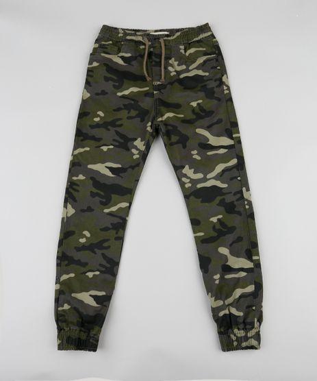 Calca-Color-Infantil-Jogger-Estampada-Camuflada-Verde-Militar-9385262-Verde_Militar_1
