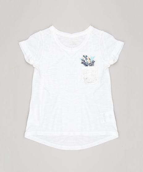 Blusa-Infantil-com-Paete-Dupla-Face-e-Bordado-Manga-Curta-Decote-Redondo-Off-White-9311832-Off_White_1