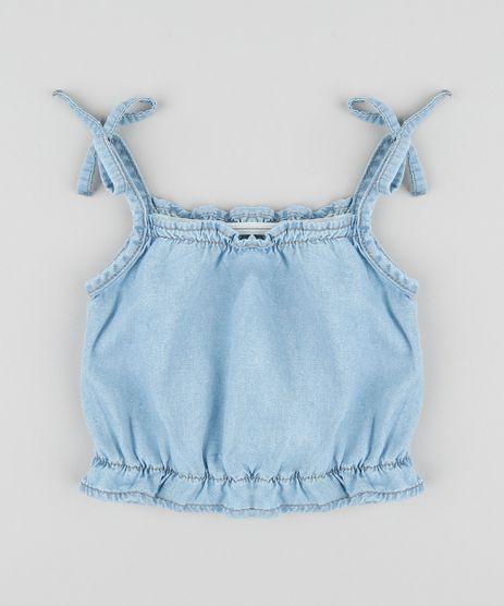 Top-Cropped-Jeans-Infantil-com-Laco-Alcas-Finas-Azul-Claro-9341277-Azul_Claro_1