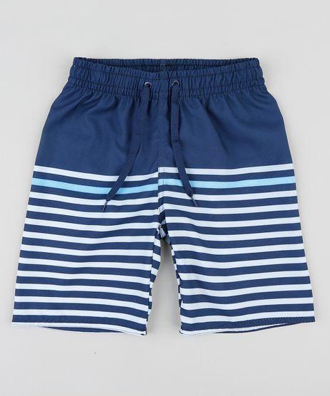 Bermuda-Surf-Infantil-com-Estampa-Listrada-Azul-Marinho-9285135-Azul_Marinho_1