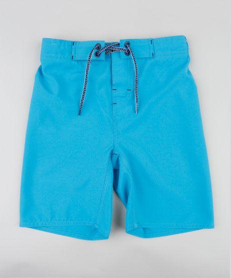 Bermuda-Surf-Infantil-com-Cordao-Azul-Claro-9244764-Azul_Claro_1