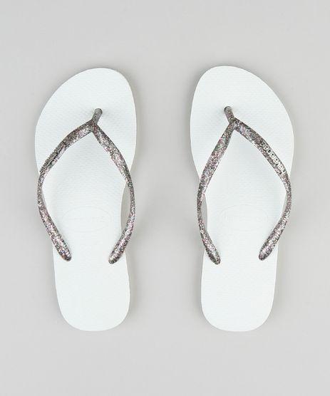 Chinelo-Feminino-Havaianas-com-Glitter-Branco-9352508-Branco_1