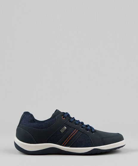 7d4d5fe1b3513 Sapatenis-Jeans-Masculino-Ollie-Azul-Escuro-9372833-Azul Escuro 1