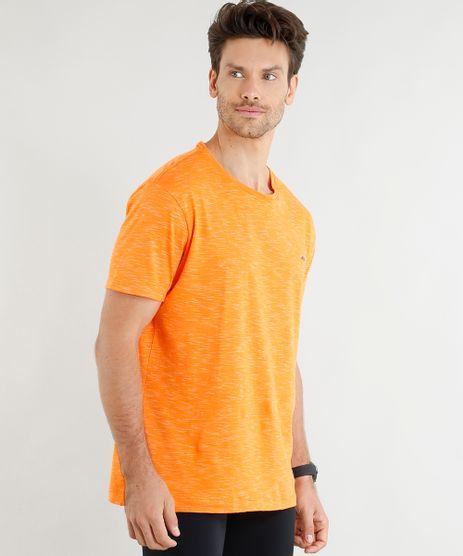 Camiseta-Masculina-Esportiva-Ace-com-Recorte-Manga-Curta-Gola-Careca-Laranja-9417823-Laranja_1