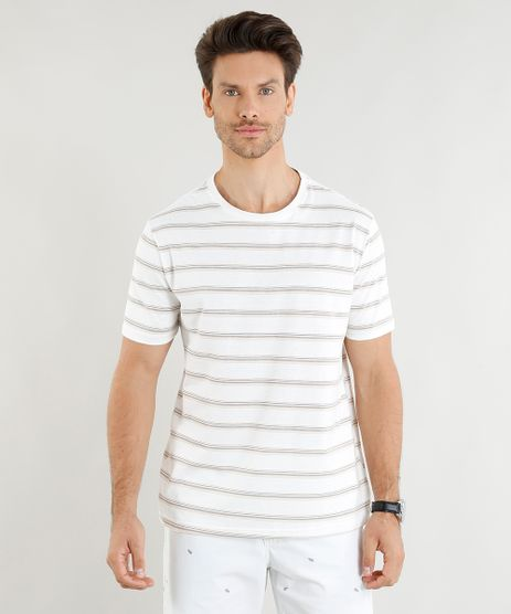 Camiseta-Masculina-Listrada-Manga-Curta-Gola-Careca-Off-White-9356244-Off_White_1