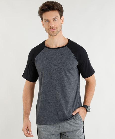 Camiseta-Masculina-Basica-Mescla-Raglan-Manga-Curta-Gola-Careca-Cinza-Mescla-Escuro-9396848-Cinza_Mescla_Escuro_1