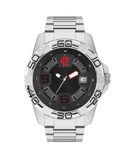 685d8c6a899 Relógio Clubes Technos Masculino Flamengo Prata FLA2415AA 3P - cea