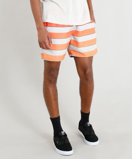 Short-Masculino-Listrado-com-Cordao-Laranja-9321618-Laranja_1