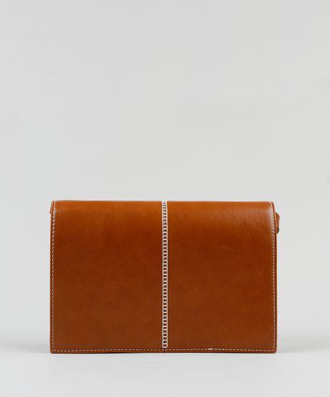 Bolsa-Transversal-Feminina-com-Pesponto-Caramelo-9326539-Caramelo_1