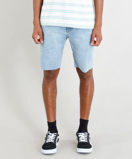 Bermuda-Jeans-Masculina-com-Cadarco-Azul-Claro-9402531-Azul_Claro_1