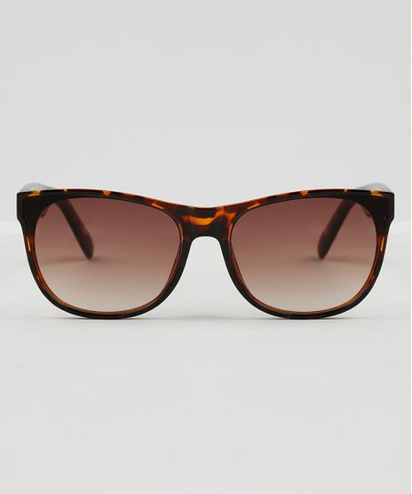 Oculos-de-Sol-Quadrado-Feminino-Oneself-Tartaruga-9474093-Tartaruga_1