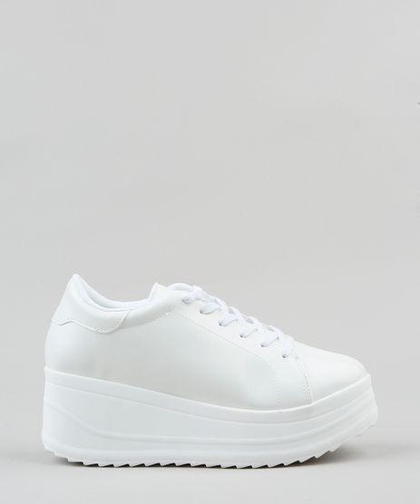 6a8ac989ad4 Tenis Branco em Moda Feminina - Calçados - Tênis – cea