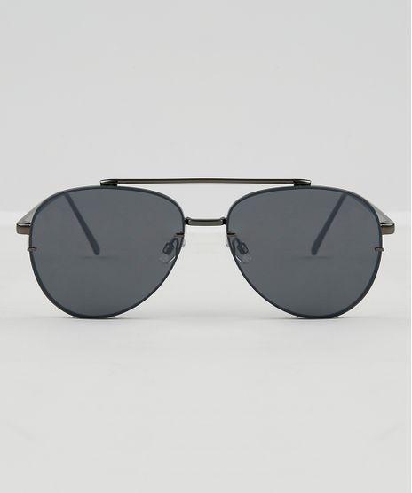 Oculos-de-Sol-Aviador-Feminino-Oneself-Grafite-9474111-Grafite_1