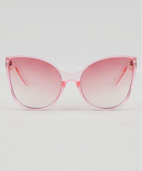 Oculos-de-Sol-Gatinho-Feminino-Oneself-Rosa-9474123-Rosa_1