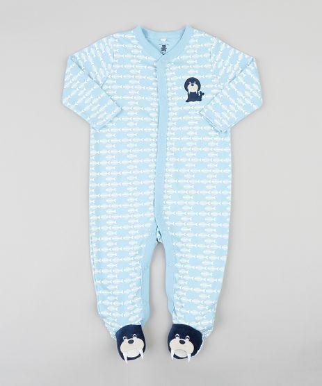 Macacao-Infantil-Morsa-Estampado-Manga-Longa-Azul-Claro-9188433-Azul_Claro_1