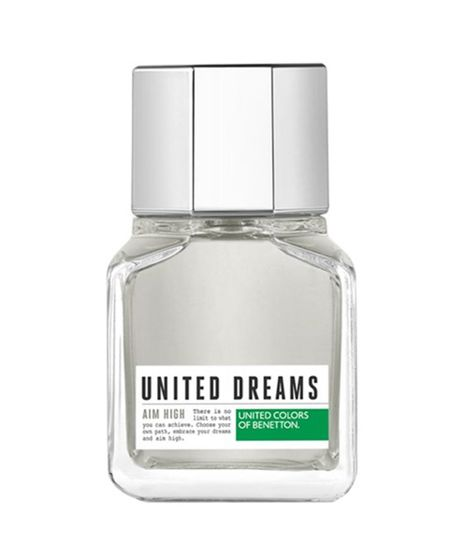 ae637ce26dd Perfume United Dreams Aim High Masculino Eau de Toilette Benetton - cea