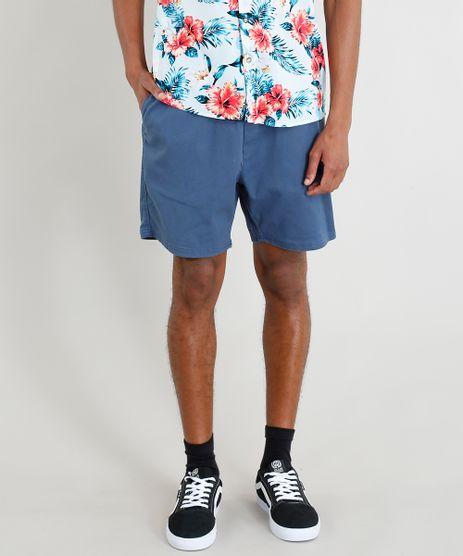 Short-Masculino-com-Cordao-e-Bolsos-Azul-Escuro-9403192-Azul_Escuro_1