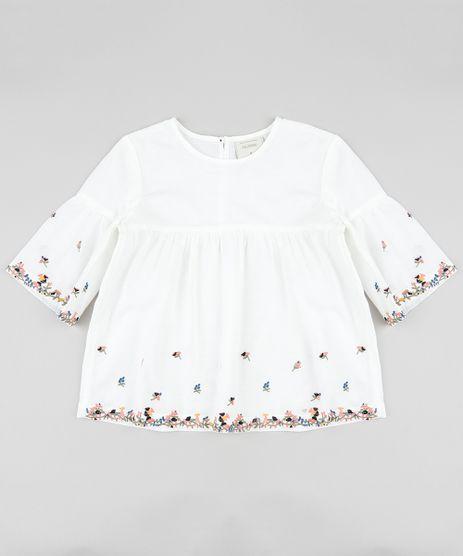 Bata-Infantil-com-Babado-Manga-Curta-Decote-Redondo-Off-White-9182813-Off_White_1