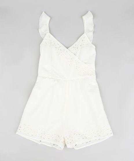 Macaquinho-Infantil-com-Laise-Decote-V-com-Babados-Off-White-9182797-Off_White_1
