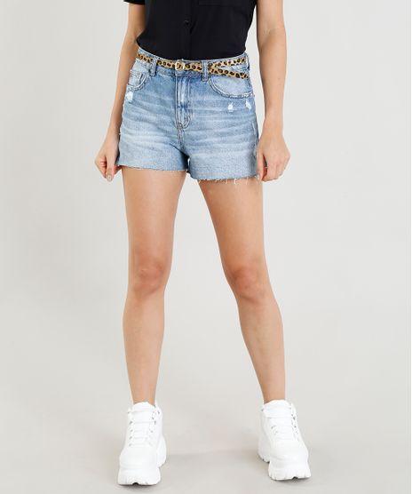 Short-Jeans-Feminino-Boy-com-Cinto-Animal-Print-Azul-Claro-9386751-Azul_Claro_1