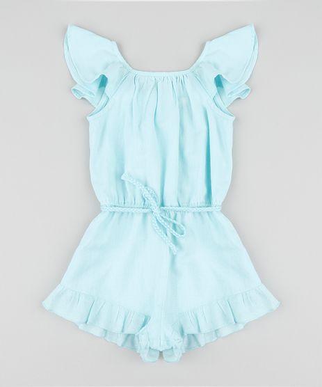 Macaquinho-Infantil-em-Linho-com-Cinto-Trancado-Azul-Claro-9174597-Azul_Claro_1