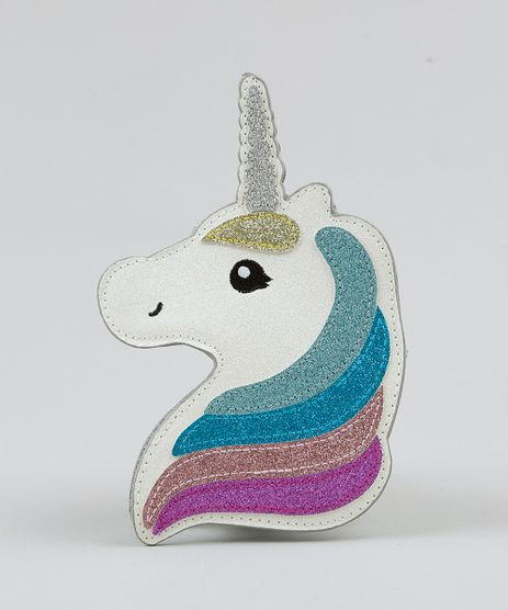 Bolsa-Infantil-Unicornio-com-Glitter-Prateada-9280481-Prateada_1