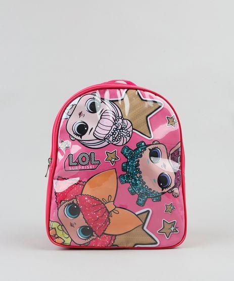 Mochila-Infantil-LOL-Surprise-Rosa-Escuro-9287878-Rosa_Escuro_1