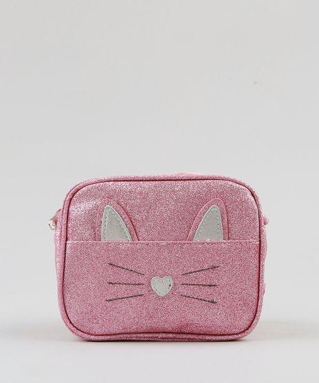 Bolsa-Infantil-Gatinho-com-Glitter-Rosa-9280483-Rosa_1