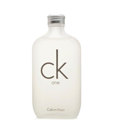 51aa2af7e8e87 Calvin Klein Ck One Unissex Eau de Toilette - cea