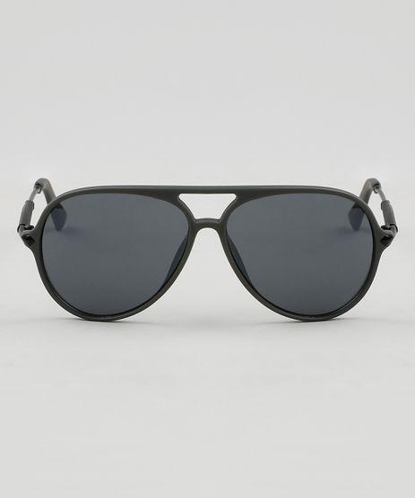 Oculos-de-Sol-Aviador-Unissex-Oneself-Cinza-9474108-Cinza_1