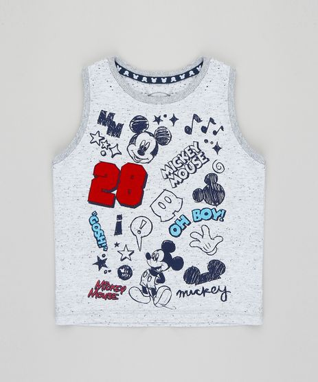 Regata-Infantil-Mickey-Mouse-Gola-Careca-Cinza-Mescla-9299461-Cinza_Mescla_1