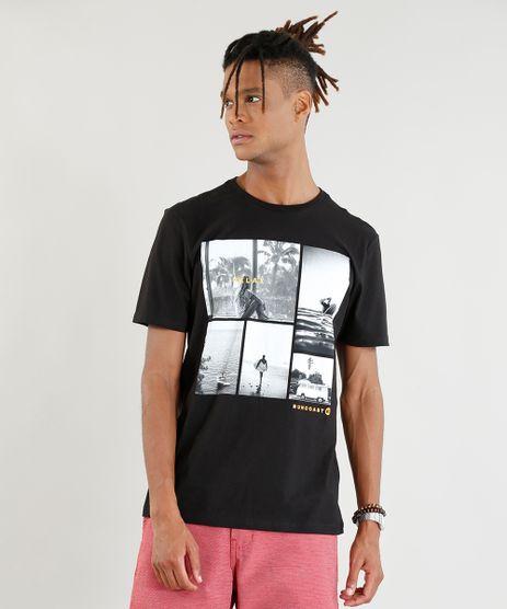 Camiseta-Masculina--Relax--Manga-Curta-Gola-Careca-Preta-9434387-Preto_1